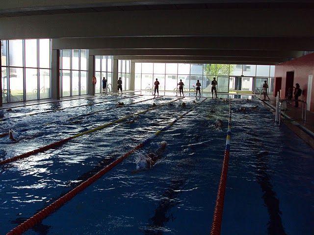 Piscina climatizada tiempo de deportes for Temperatura piscina climatizada