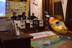 Presentación del I Raid Sierra de Ubrique