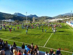 Ubrique UD - Xerez Deportivo FC
