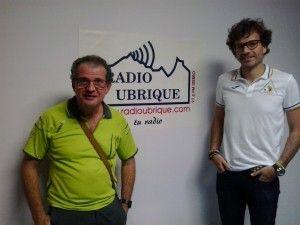 Luis Naranjo y Daniel Menacho