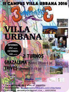 cartel villa urbana