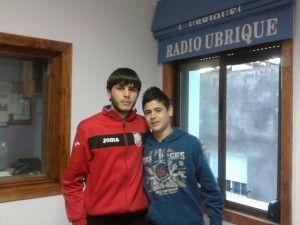 Pedro Pablo Rodríguez y  Raúl Alguacil