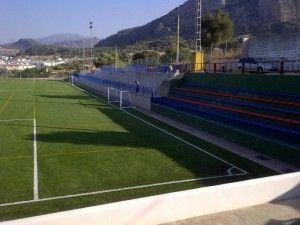 Campo de fútbol del Antonio Barbadillo
