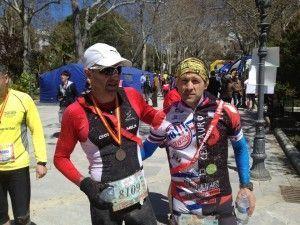 Manuel Olmedo y Miguel Santos Orihuela