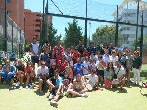 La expedición ubriqueña en Fuengirola