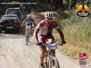 Jorge López en el Desafio Trabuqueño