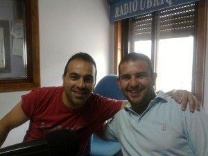 Miguel Domínguez y José Antonio Herrera