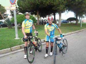 Juan Antonio Domínguez y José Reyes