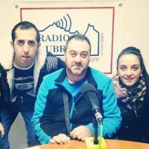 Jorge Barreno, Manuel Piñero y Eli Mangana