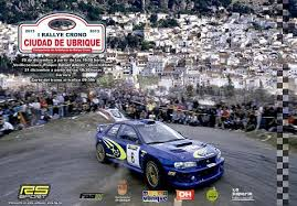 Cartel Rally Crono
