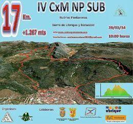 Cartel IV CXM NP SUB 2014