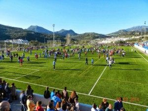 Imagen del Ubrique UD - Xerez Deportivo FC