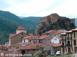 Castillo de Linares de Mora
