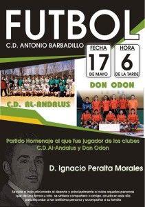 Cartel homenaje a Ignacio