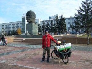 Salva Rodríguez en tierras rusas