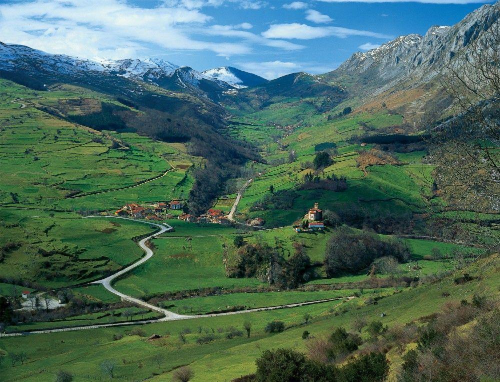 El azul y el verde de cantabria tiempo de deportes - Vacaciones en cantabria ...