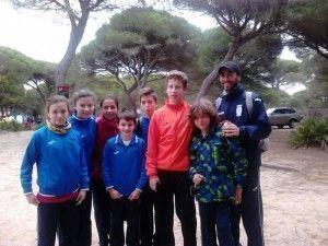 Escuela Atletismo Ubrique