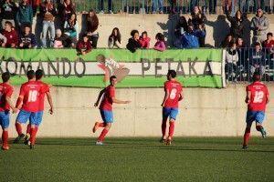 Gol de Paco con Guadiaro