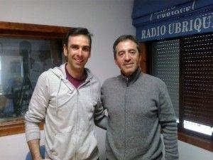 Rafa Rincón y Paco Benítez