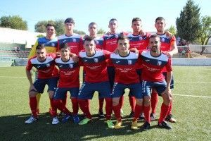 Ubrique UD FC Puerto Real once