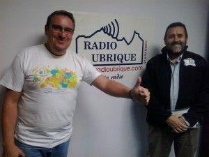 Juan Carlos Huércano y Juan Manuel Román