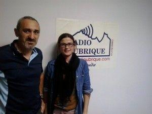 Pedro Benítez y Noelia Montedeoca