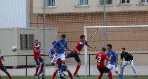 Ubrique UD San Fernando jugada
