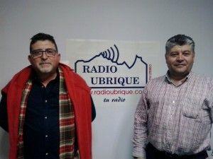 Pedro Carlos García y Paco Galán