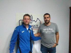 Daniel Villanueva y David Ordóñez