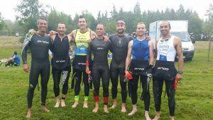 triatletas en vitoria