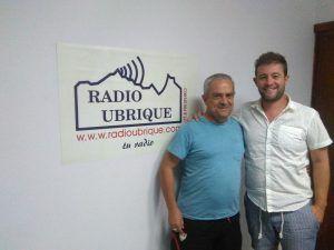 Miguel Bautista y Daniel Villanueva